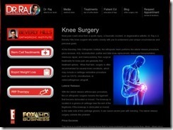 Potential Side-Effects and Knee Problems Post-Surgery